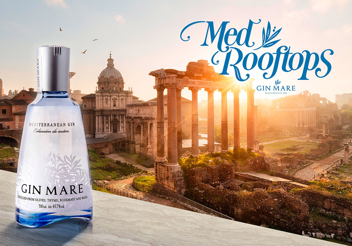 GIN MARE | MED ROOFTOPS