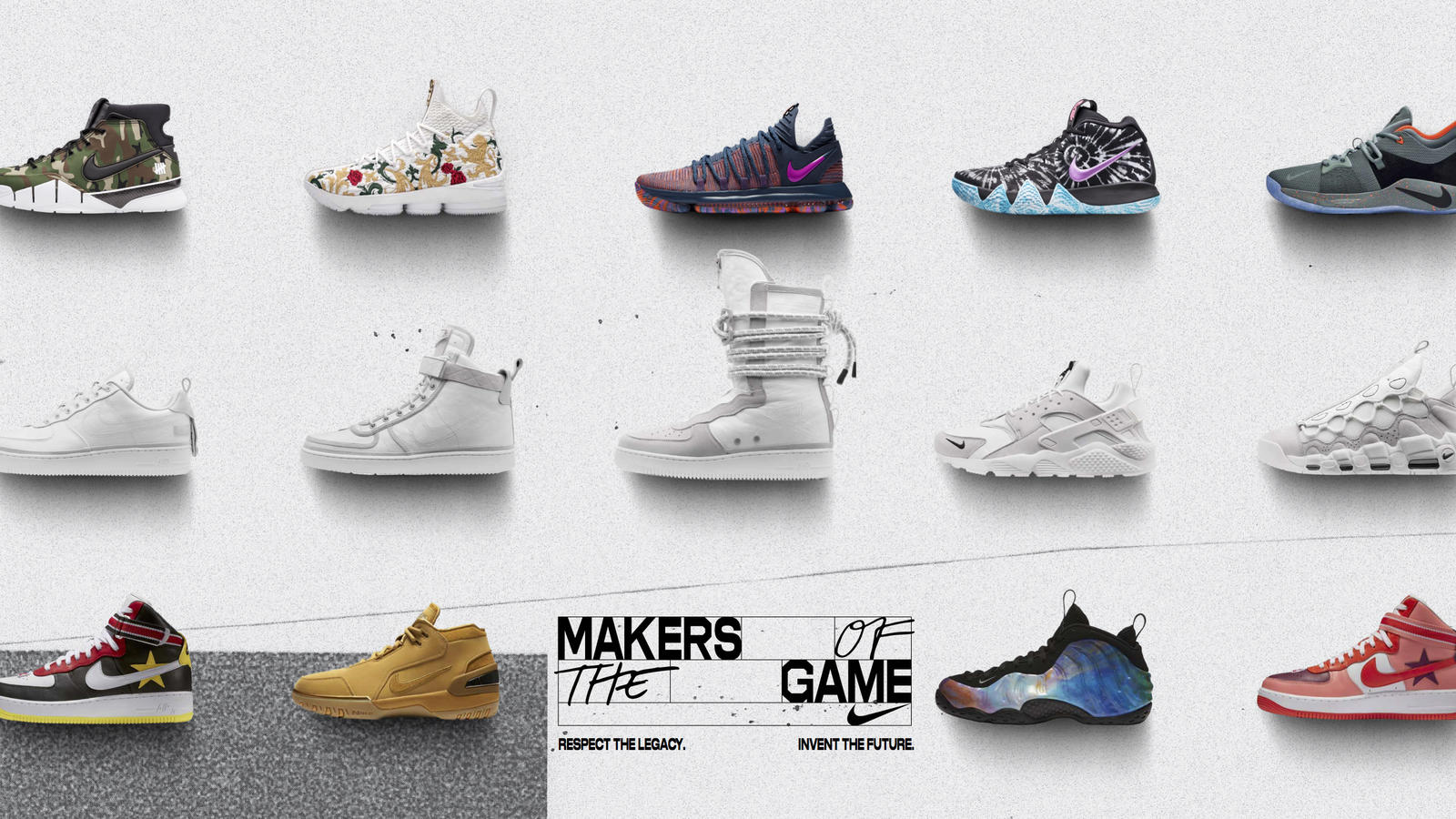Nike Air Force 1 Low 2011 NBA All Star Pack (With images