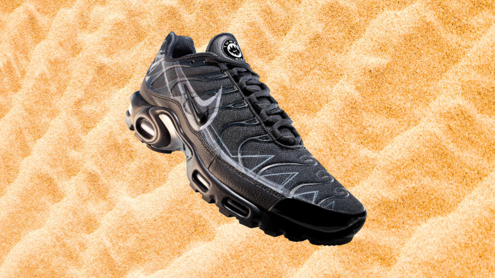 """the best attitude 0e2c9 4786a On the streets of Paris, the Nike Air Max Plus goes by a distinct nickname  La Requin. The shoe earned the moniker, which translates to """"shark"""", ..."""