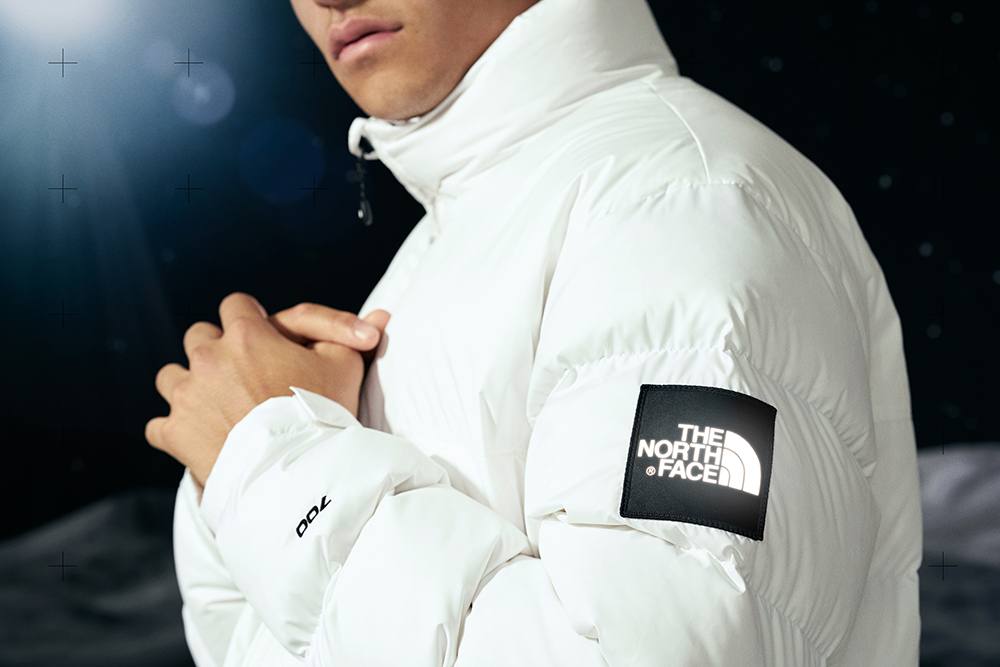 THE NORTH FACE  |  LUNAR VOYAGE CAPSULE