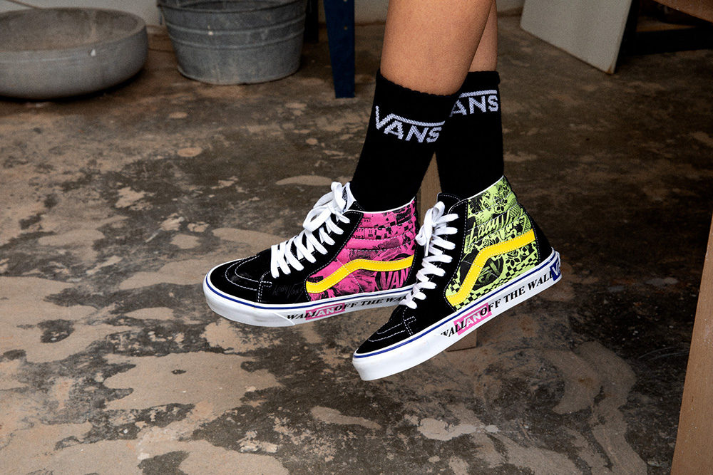VANS | LADY VANS COLLECTION | thesportswear.it